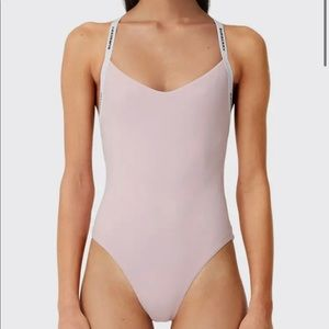 Burberry Blush Bathing Suit XS NWT